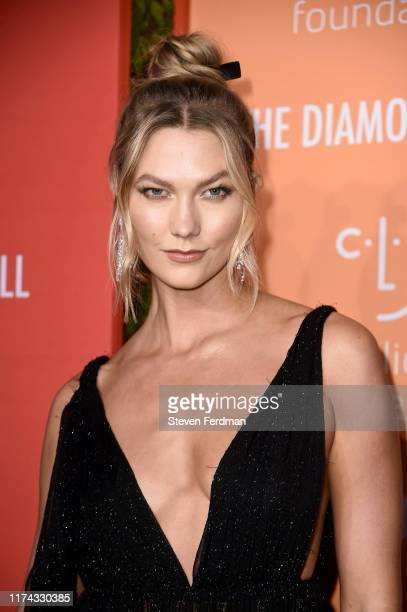 Karlie Kloss attends Rihanna's 5th Annual Diamond Ball at Cipriani Wall Street on September 12, 2019 in New York City.