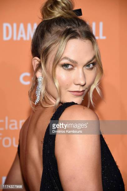 Karlie Kloss attends Rihanna's 5th Annual Diamond Ball Benefitting The Clara Lionel Foundation at Cipriani Wall Street on September 12 2019 in New...