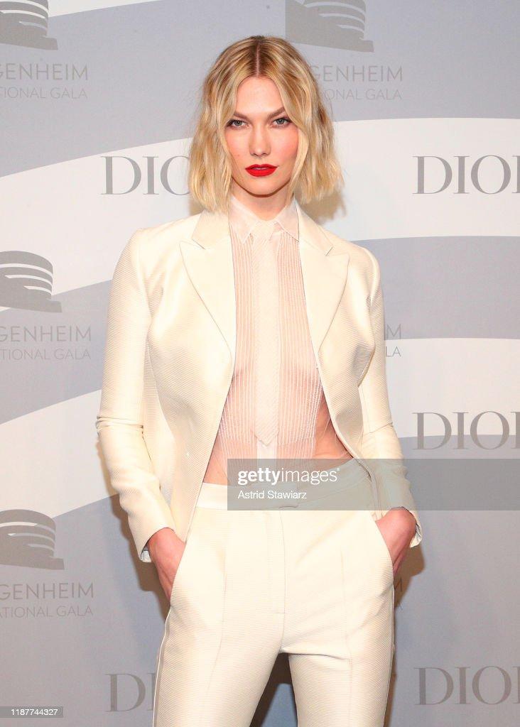 2019 Guggenheim International Gala : Foto jornalística