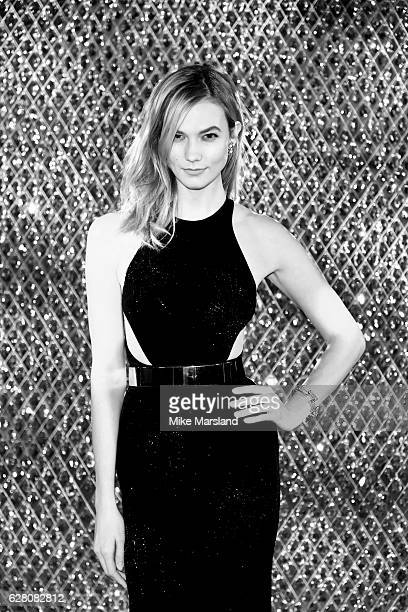 Karlie Kloss attends The Fashion Awards 2016 on December 5 2016 in London United Kingdom