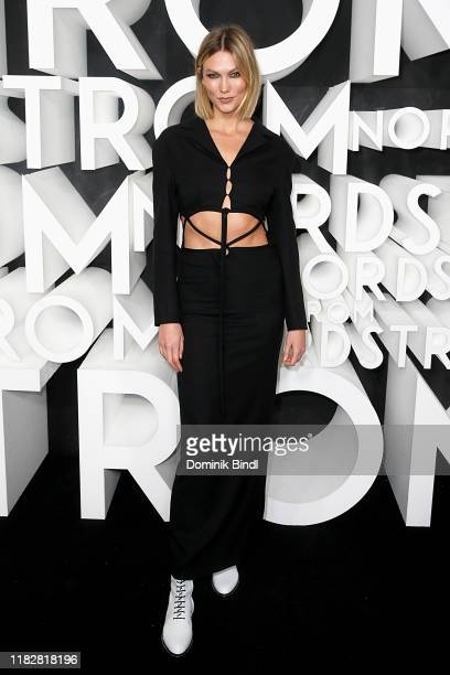 Karlie Kloss attends the Nordstrom NYC Flagship Opening Party on on October 22, 2019 in New York City.