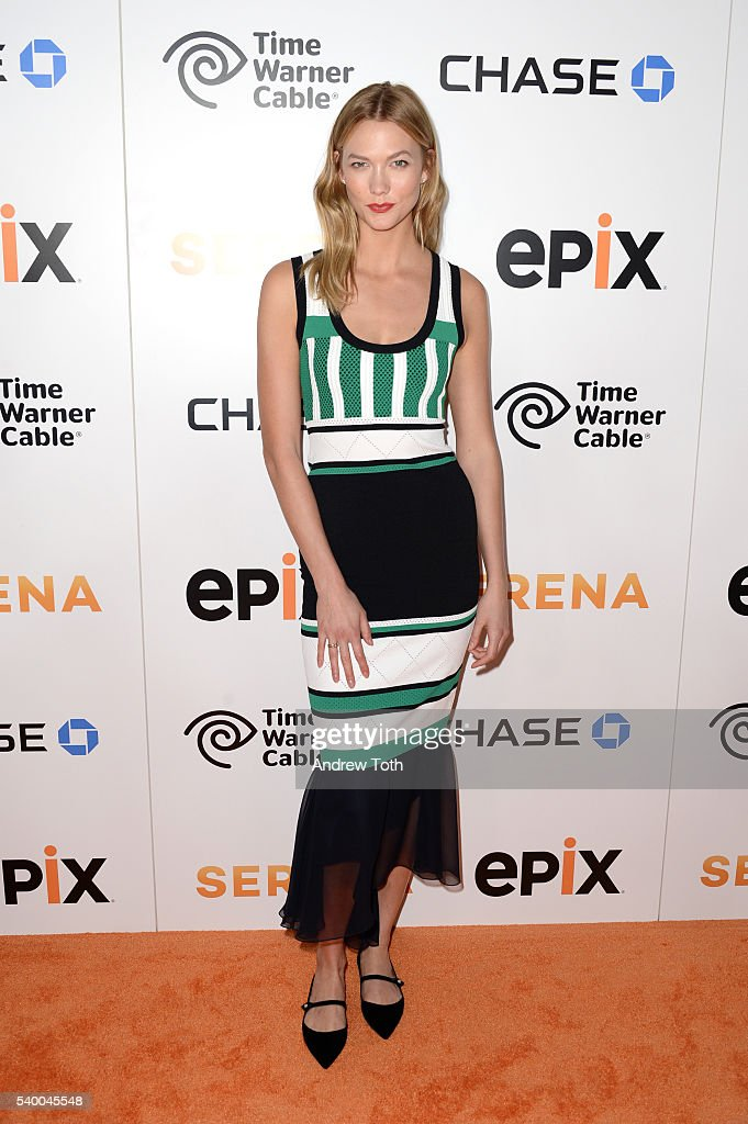 "The Premiere of EPIX Original Documentary ""Serena"""