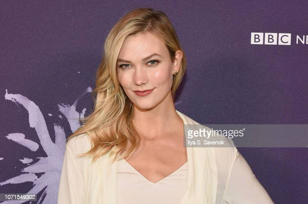 Karlie Kloss attends the Third Annual Berggruen Prize Gala at the New York Public Library on December 10 2018 in New York City