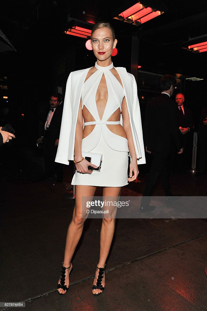 """Manus x Machina: Fashion In An Age Of Technology"" Costume Institute Gala - After Parties : News Photo"