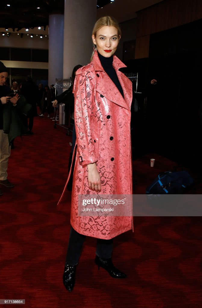 Brandon Maxwell - Front Row & Backstage - February 2018 - New York Fashion Week