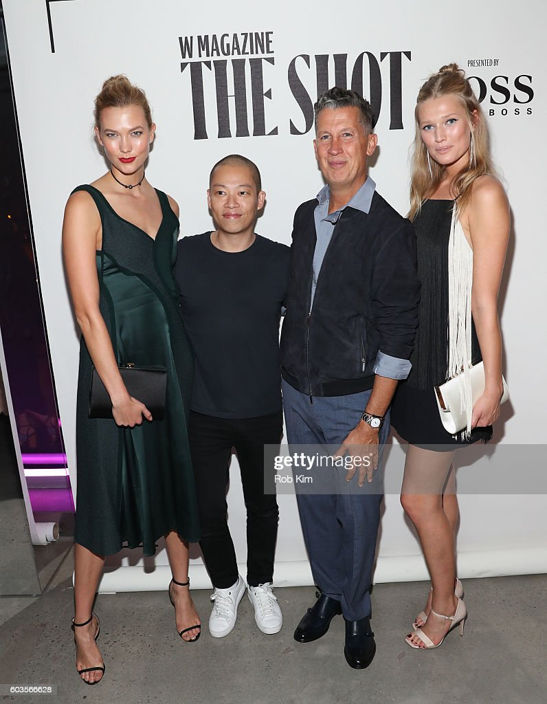 "W Magazine And Hugo Boss Celebrate ""The Shot"" : News Photo"