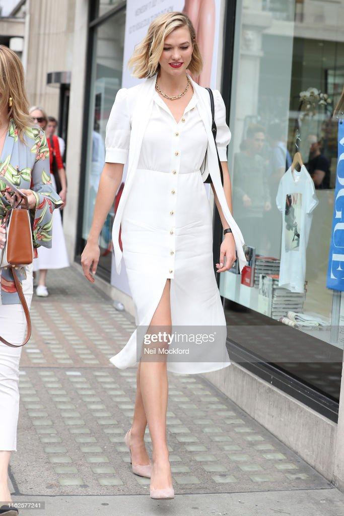 London Celebrity Sightings -  July 17, 2019 : Fotografía de noticias