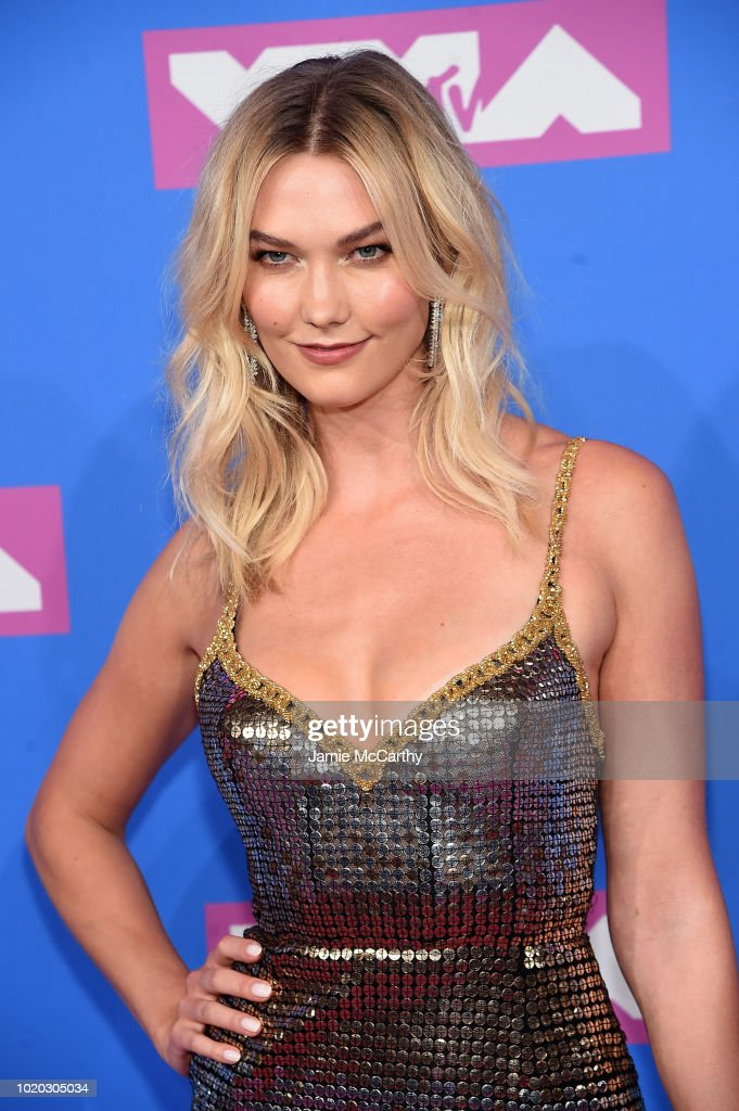 2018 MTV Video Music Awards - Arrivals : Nyhetsfoto
