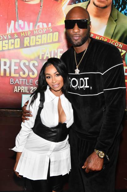 GA: Celebrity Boxing Press Conference: Battle of Love & Hip Hop