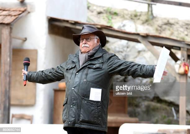 KarlMaySpiele Bad Segeberg zeigen erste Szenen aus Im Tal des Todes Barbara Wussow als temperamentvolle Senorita Miranda und Ralf Bauer als...