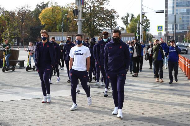 RUS: FC Krasnodar v Chelsea FC: Group E - UEFA Champions League