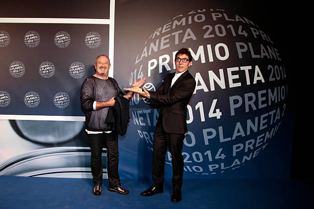 Fotos e im genes de planeta awards 2016 gala getty images for Karlos arguinano
