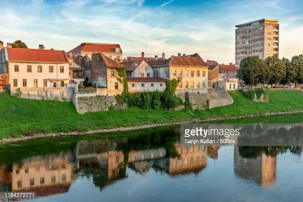 karlovac - rio kupa - fotografias e filmes do acervo