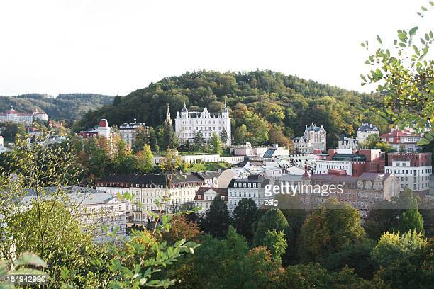 karlovy vary, czech republic - karlovy vary stock pictures, royalty-free photos & images