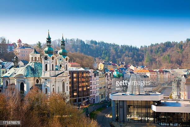 karlovy vary - karlovy vary stock pictures, royalty-free photos & images