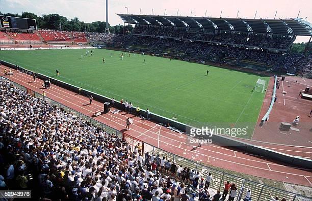 Karlsruhe SPORTSTAETTEN KARLSRUHE STADION/WILDPARKSTADION
