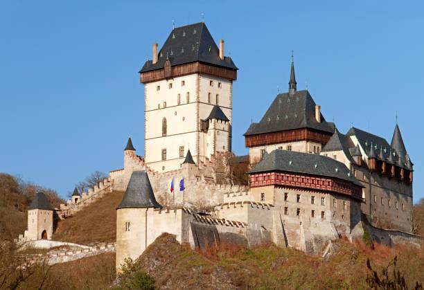 Karlstejn Castle, Czech Republic Wall Art