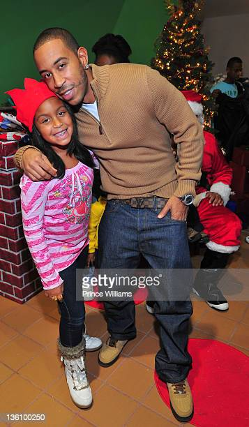 Ludacris Christmas.18 The Ludacris Foundation Partners With Jonas Jennings For