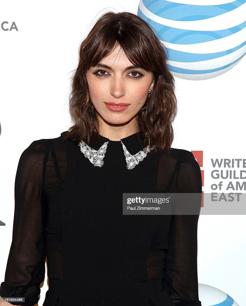 Karme Boixadera attends 65th Annual Writers Guild East Coast Awards at B.B. King Blues Club & Grill on February 17, 2013 in New York City.