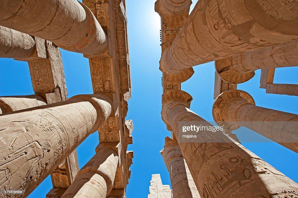 Karnak Temple : Stock Photo