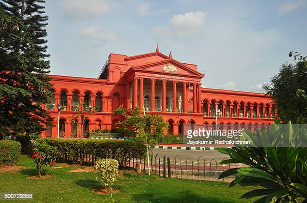CONTENT] Karnataka High Court is the High Court of the Indian state of Karnataka It is located in Bangalore Made out of red bricks it is one of...