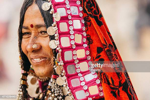 karnataka woman - south stock photos and pictures