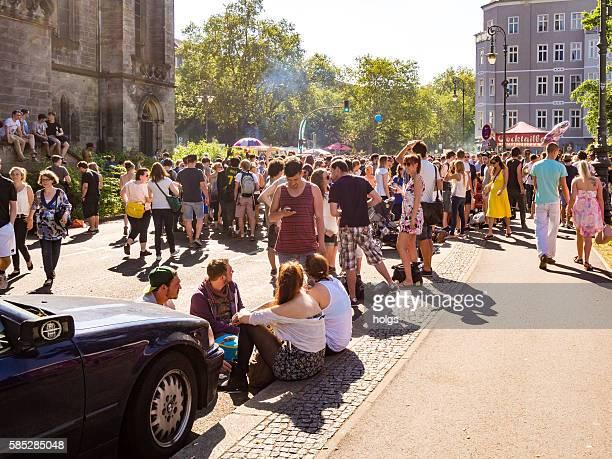 Karneval der Kulturen in Berlin, Germany