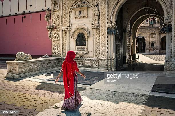Karni Mata temple Deshnoke Rajasthan India