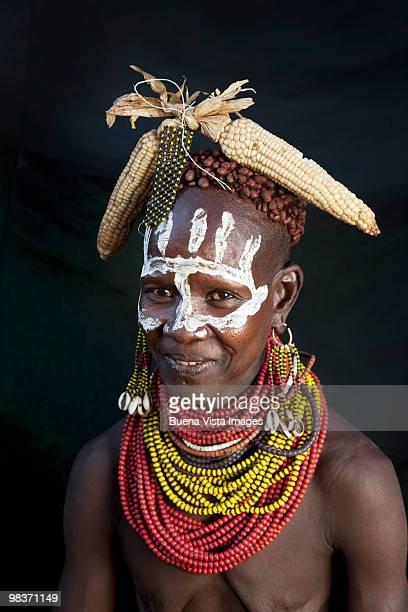 Karo Tribe woman