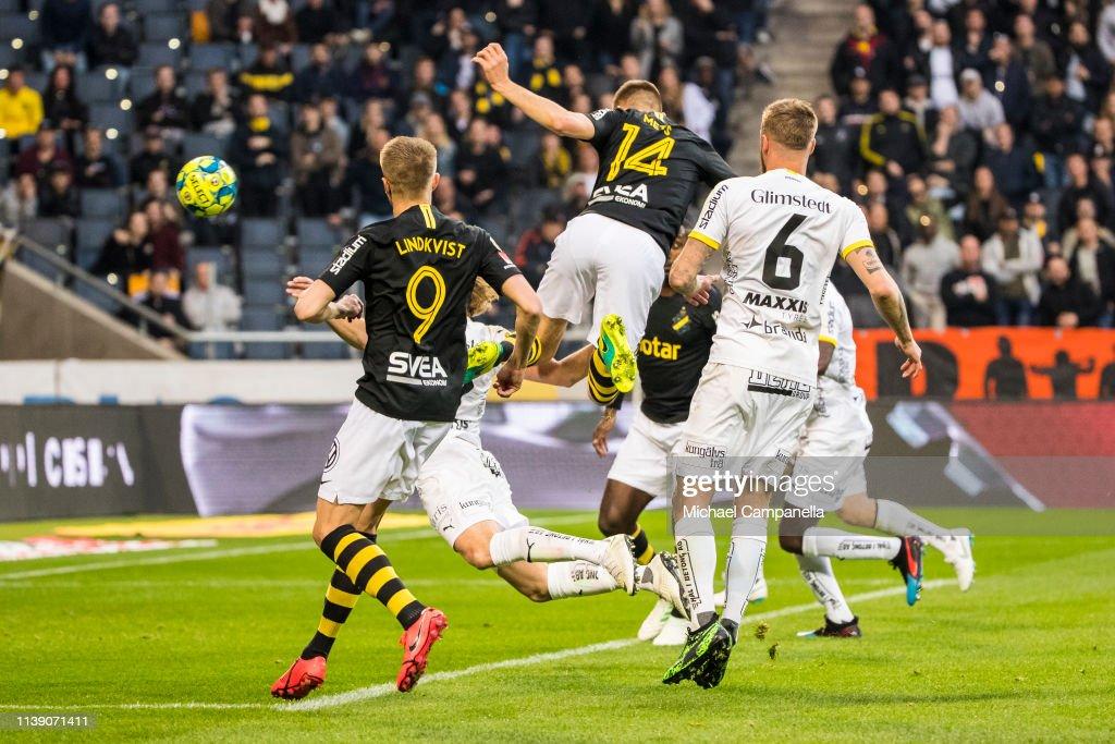 SWE: AIK v BK Hacken - Allsvenskan