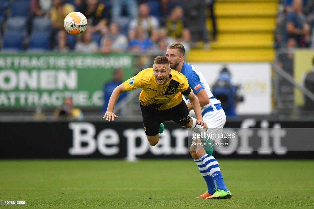 NAC Breda v De Graafschap - Eredivisie