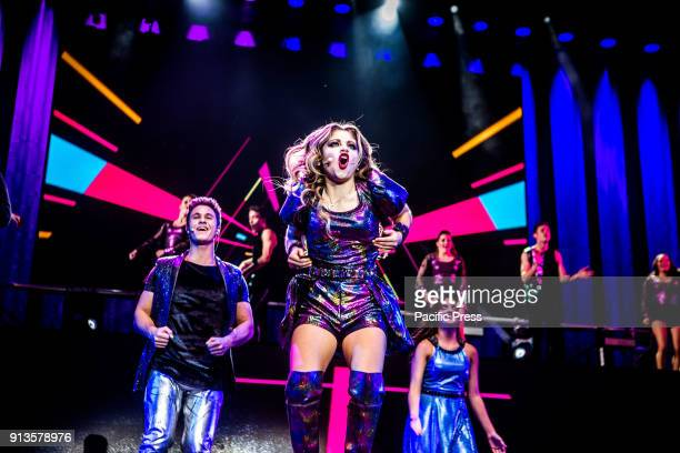 Karol Sevilla of Soy Luna tour live at Mediolanum Forum in Milano Italy After many sold out shows in South America between Chile Uruguay Ecuador...
