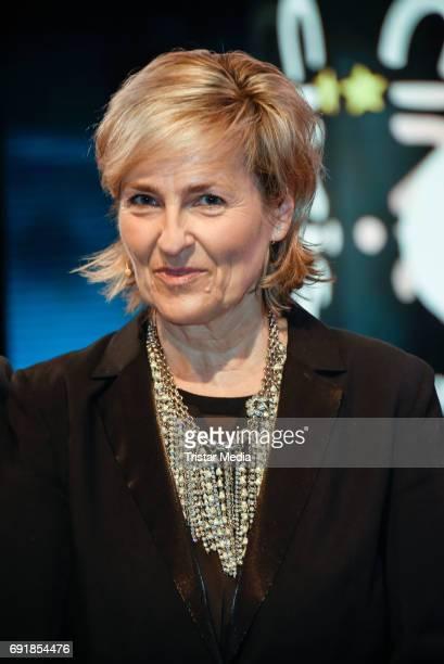 Karola Wille attends the CIVIS Media Award 2017 on June 1 2017 in Berlin Germany
