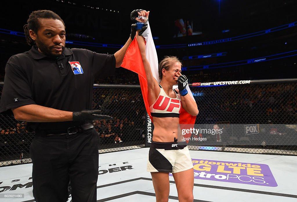 UFC Fight Night: Markos v Kowalkiewicz : News Photo