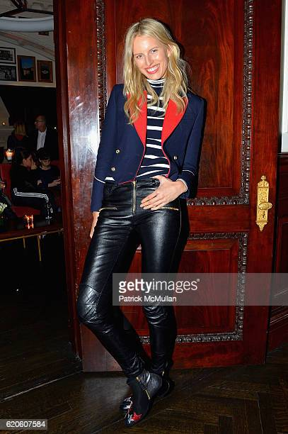 Karolina Kurkova at Tommy Hilfiger Celebrates the Launch of His Memoir 'American Dreamer My Life in Fashion Business' at The Clocktower on November 1...