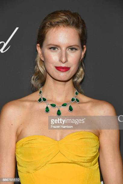 Karolina Kurkova attends Creatures Of The Night LateNight Soiree Hosted By Chopard And Champagne Armand De Brignac at The Setai Miami Beach on...