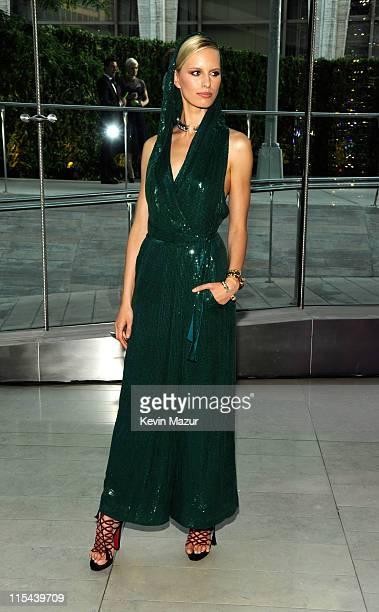 Karolina Kurkova attends the 2011 CFDA Fashion Awards at Alice Tully Hall Lincoln Center on June 6 2011 in New York City