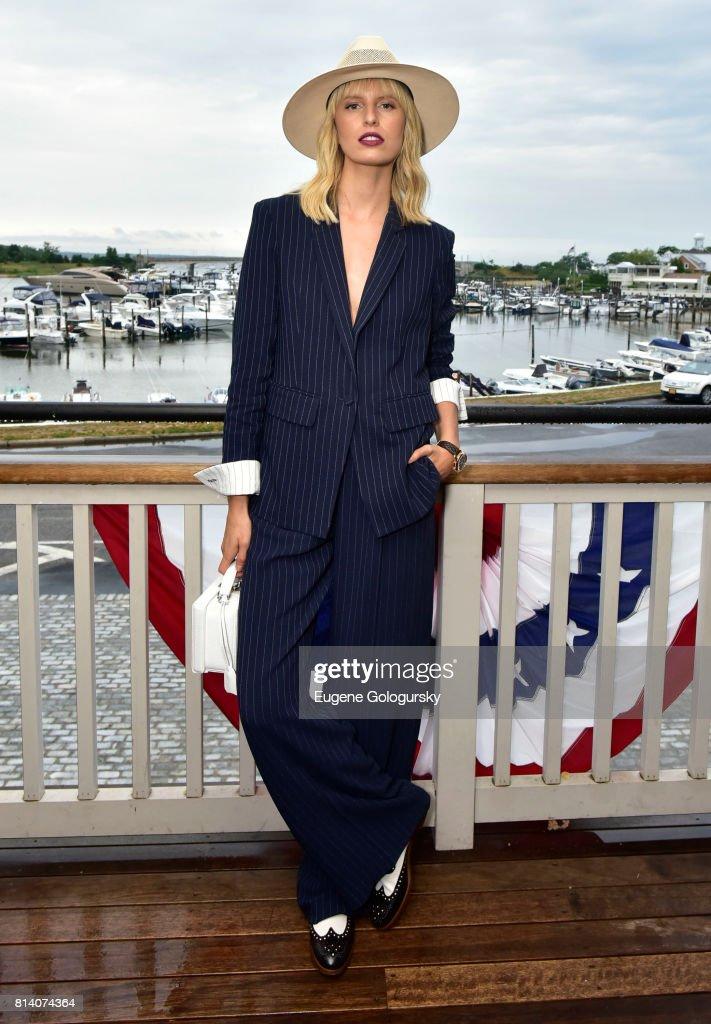 Hamptons Magazine Celebrates with Cover Star Karolina Kurkova