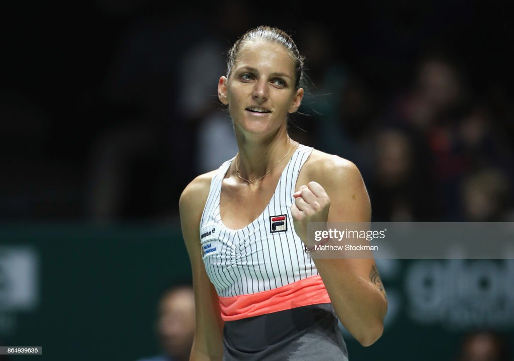 BNP Paribas WTA Finals Singapore presented by SC Global - Day 1