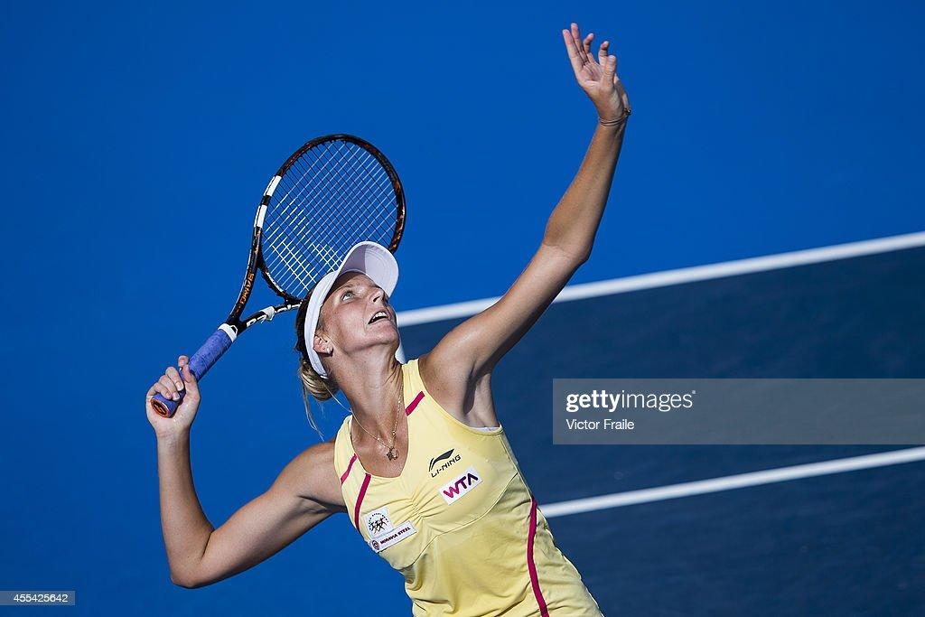 Hong Kong Tennis Open : News Photo