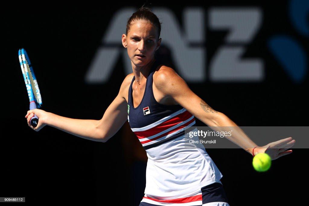 2018 Australian Open - Day 10 : News Photo