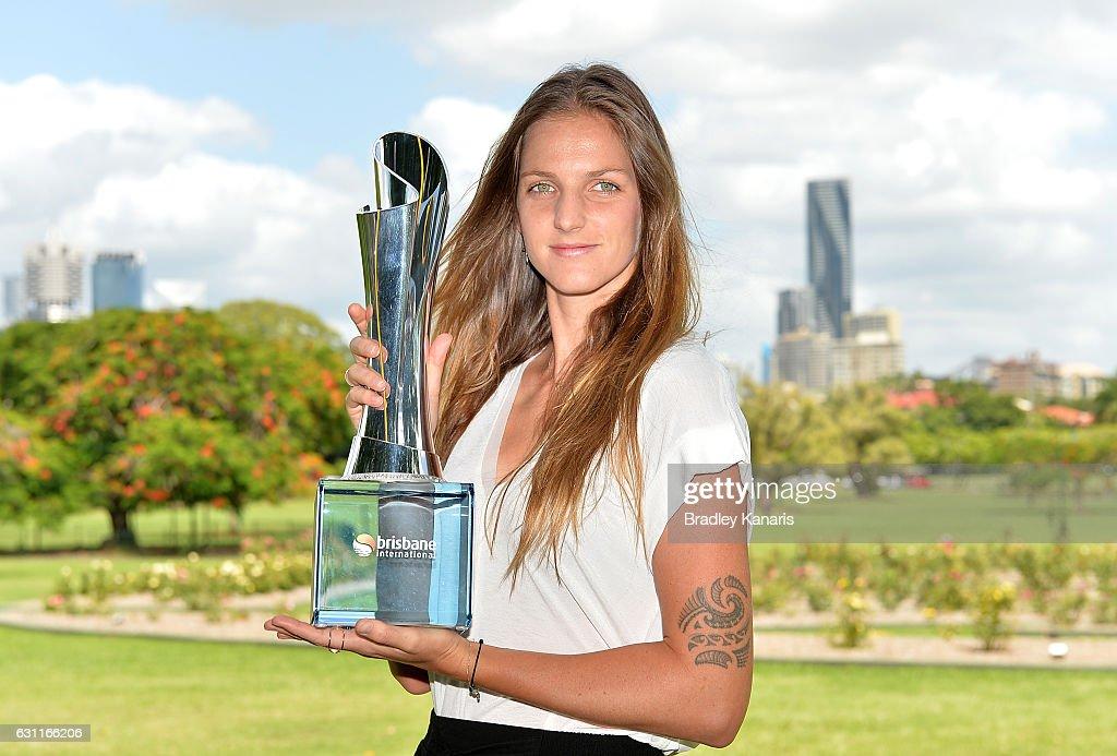 2017 Brisbane International - Day 8 : News Photo