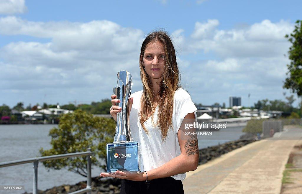 2017 Brisbane International - Day 8