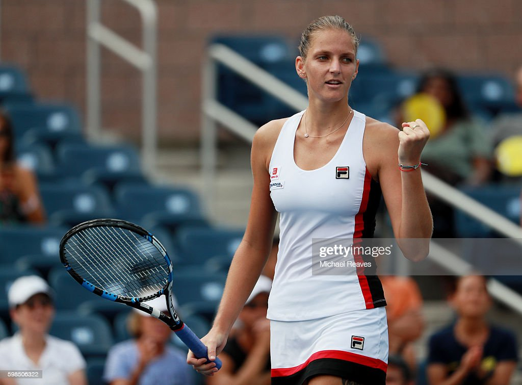 2016 US Open - Day 4 : News Photo