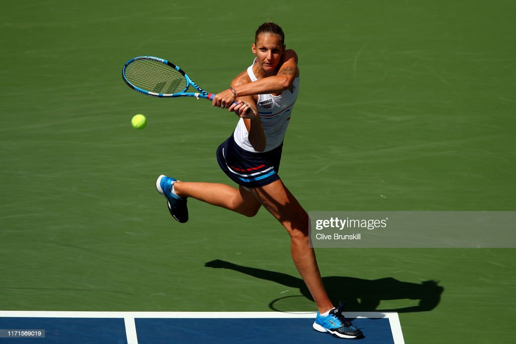 2019 US Open - Day 7 : News Photo