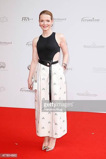 Karoline Herfurth attends the German Film Award 2015 Lola at Messe Berlin on June 19, 2015 in Berlin, Germany.