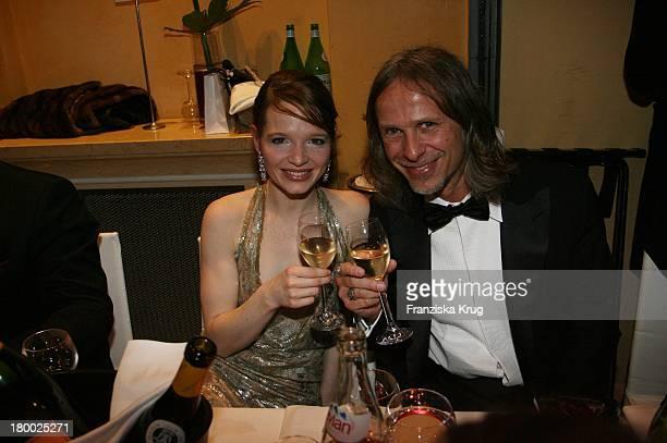 Karoline Herfurth Und Fred Kogel Beim 34 Deutschen Filmball Im Hotel Bayerischer Hof In München Am 200107