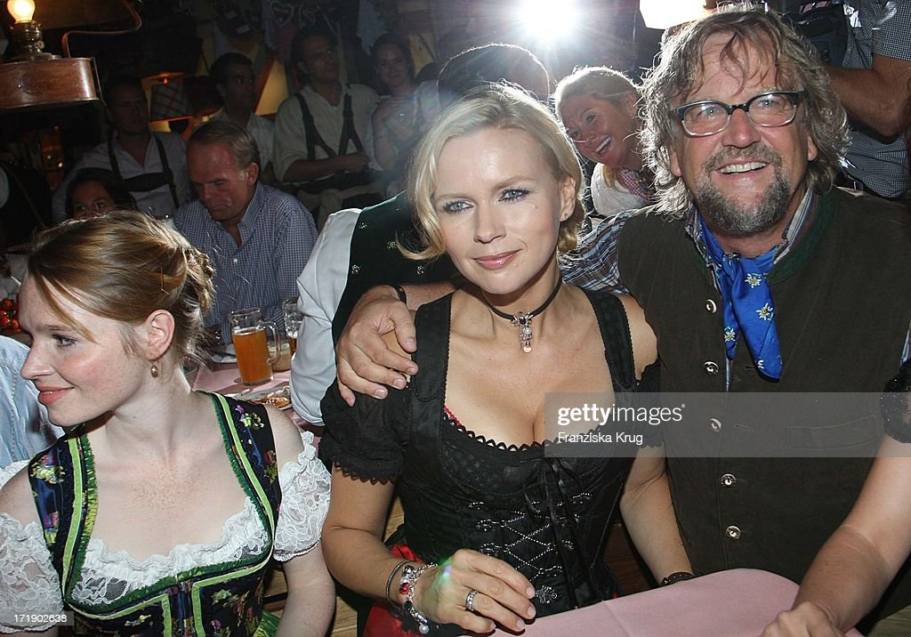 Karoline Herfurth Und Veronica Ferres Mit Ehemann Martin
