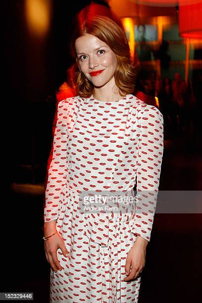 Karoline Schuch attends the 'Schutzengel' Premiere after show party on September 18 2012 in Berlin Germany