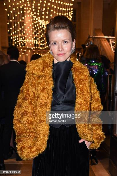 Karoline Schuch during the Berlin Opening Night by Bertelsmann Content Alliance at Das Stue on February 20 2020 in Berlin Germany